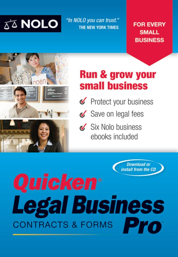 Quicken Legal Business Pro Traditional Disc - Office Depot